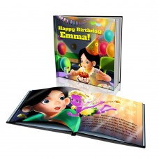"Personalised Story Book: ""Happy Birthday"""