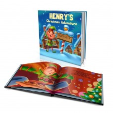 "Personalised Story Book: ""Christmas Adventure"""