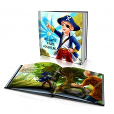 "Personalized Story Book: ""Pirate Adventure"""