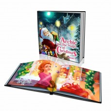 "Personalised Story Book: ""The Magic of Christmas Volume 1"""