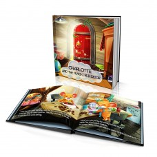 "Personalized Story Book: ""The Magic Red Door"""