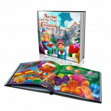 "Personalised Story Book: ""The Magic of Christmas Volume 2"""