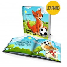 """Tells the Truth"" Personalised Story Book"