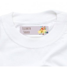 My Adventure - Playground Girl Iron On Clothing Label