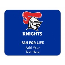 NRL Knights Mouse Mat