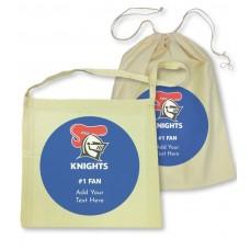 NRL Knights Library Bag