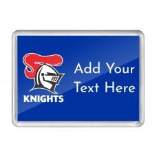 NRL Knights Fridge Magnet