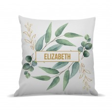 Leaves Premium Cushion Cover