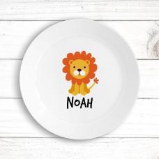 Lion Kids' Plate