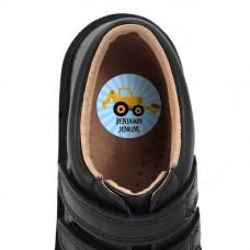 Little Digger Shoe Dot Label