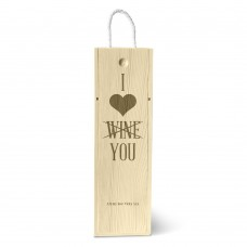 Love Wine Single Wine Box