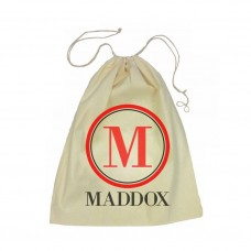 Monogram Drawstring Bag
