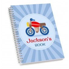 Motorbike Sketch Book