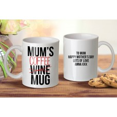 Mum's Coffee Mug