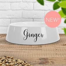 Name Pet Bowl