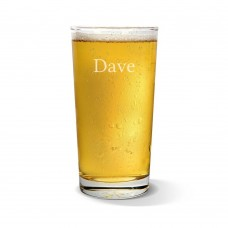 Name Pint Glass