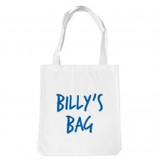 Name White Tote Bag