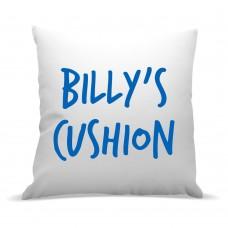 Name Premium Cushion Cover