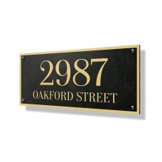 Oakford Street Business Sign