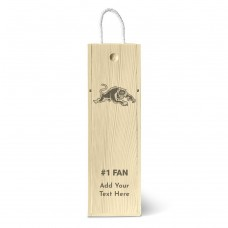 NRL Panthers Single Wine Box