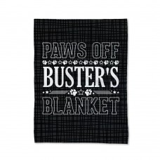 Paws Off Blanket