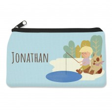 My Adventure - Fishing Boy Pencil Case