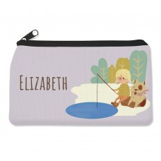 My Adventure - Fishing Girl Pencil Case