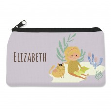 My Adventure - Reading Girl Pencil Case