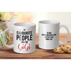 People Call Me Mug