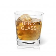 Person's Tumbler Glass