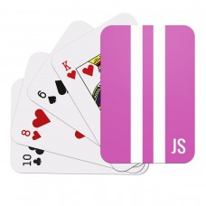 Pink Playing Cards