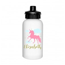 Pink Unicorn Drink Bottle