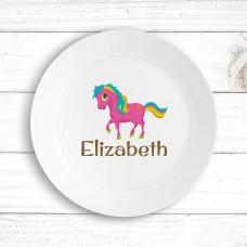 Pony Kids' Plate