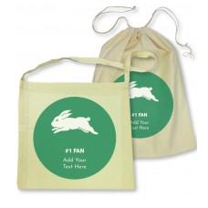 NRL Rabbitohs Library Bag