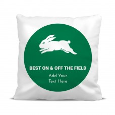 NRL Rabbitohs Cushion Cover
