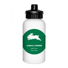 NRL Rabbitohs Drink Bottle