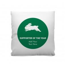 NRL Rabbitohs Premium Cushion Cover