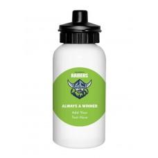 NRL Raiders Drink Bottle