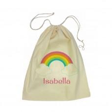 Rainbow Drawstring Bag