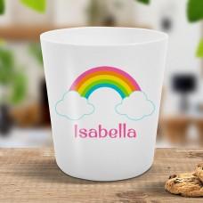 Rainbow Kids' Cup