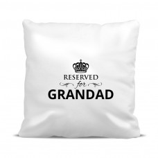 Reserved Cushion Cover