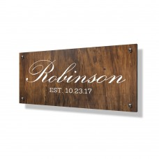 Robinson Business Sign