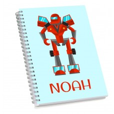 Robot Sketch Book