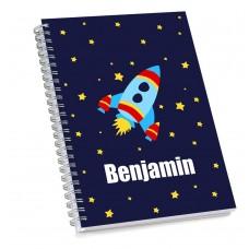 Rocket Sketch Book