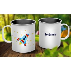 Rocket Outdoor Mug