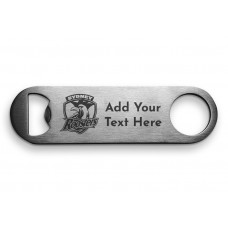 NRL Roosters Bottle Opener
