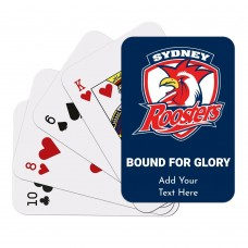 NRL Roosters Playing Cards