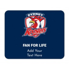 NRL Roosters Mouse Mat