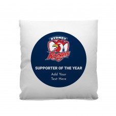 NRL Roosters Premium Cushion Cover