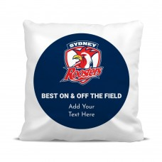 NRL Roosters Cushion Cover